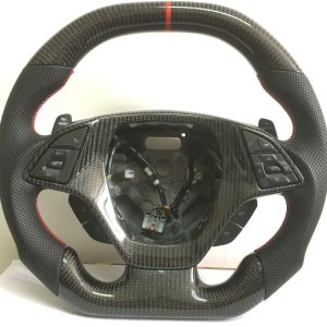 Custom Carbon Fiber Steering Wheel | 2016-2020 Camaro