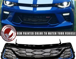 50th Anniversary/SEMA Lower Grille (14 Colors) | 2016-2018 Camaro