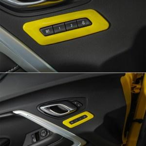 Yellow Interior Trim Kit | 2016-19 Camaro