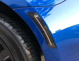 Smoked/Clear LED Side Markers | 2016-2020 Chevy Camaro