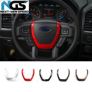 Steering Wheel Trim (5 Finishes) | 2016-2021 Ford F-150
