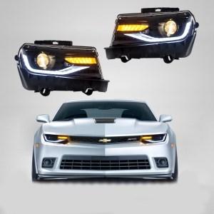 6th Gen Style VLAND Headlights | 2014 – 2015 Chevy Camaro