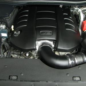 Roto-Fab Cold Air Intake System   2014-15 Chevy SS Sedan