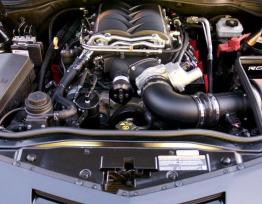 Camaro SS Heartbeat Air intake System | 2010-15 Camaro SS Roto-fab