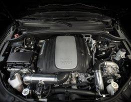 Durango Supercharger Kit 11-14 Durango 5.7L Silver RIPP Superchargers