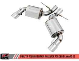 AWE Tuning Touring Axle-back Exhaust – Dual Exhaust | 16-19 Camaro SS/ZL1