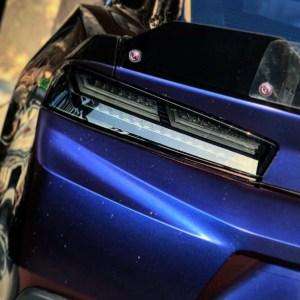 Helix Tail Lights + Third Brake Light Combo | 2016-18 Camaro