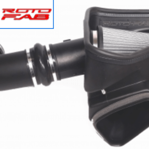 Roto-Fab Cold Air Intake System – Dry Filter W/ Sound Tube Delete   2016 – 2021 Camaro SS