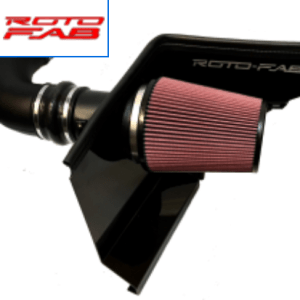 Roto-Fab Cold Air Intake – Oil/Dry   2010-15 Camaro V8