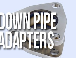 Exhaust Down Pipe Adapters