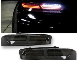 Helix Tail Lights + Third Brake Light Combo | 2016-18 Camaro