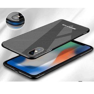 Mercedes AMG Carbon Fiber Phone Case – iPhone 6/6+/7/7+/8/8+/X/XS/XR