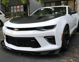 Camaro SS Front Splitter | EOS 1LE Track Package | 2016-18 Camaro