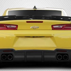 Carbon Creations Arsenal Rear Wing Spoiler – 1 Piece   2016-19 Camaro