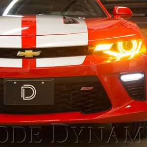 Premium Switchback LED Halo Kit | 16-18 Camaro | Diode Dynamic