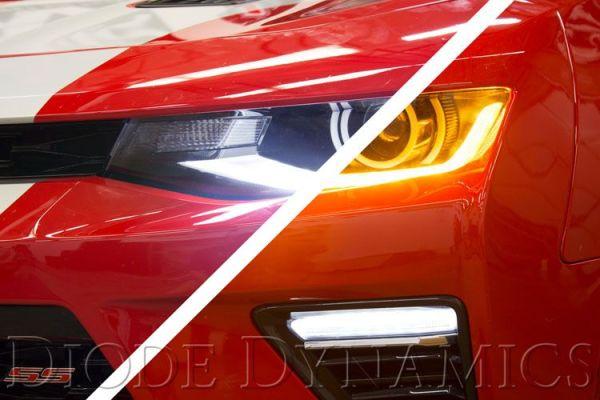 Premium Switchback LED DRL Boards | 2016-18 Camaro | Diode Dynamic
