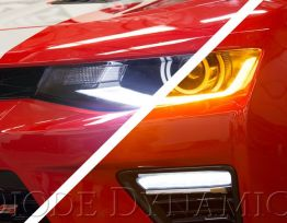 Premium Switchback LED DRL Boards | 2016-18 Camaro | Diode Dynamic