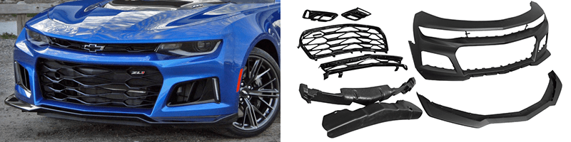 ZL1 Front End Conversion