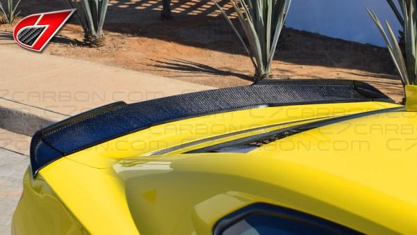 C7Carbon Extended Blade Spoiler (1LE 3-Piece)   2016 – 2021 Camaro