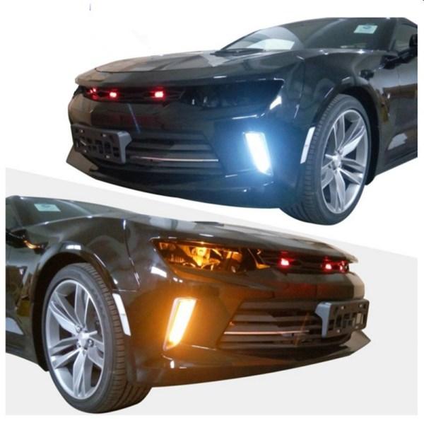 Fog Light DRL Lights   2016-  2018 Camaro LT/RS & 2017+ ZL1