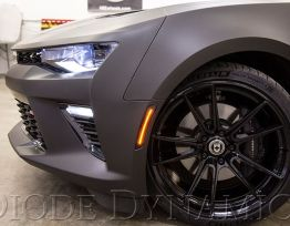 LED Side Markers (Smoked/Clear/Amber) | 2016-2020 Camaro | Diode Dynamics