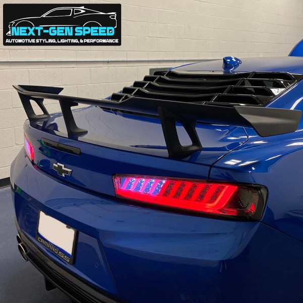 ZL1 1LE Performance Wing | 2016 – 2021 Chevy Camaro