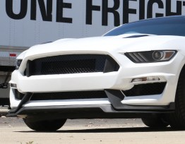 GT350 Style Front Bumper Conversion | 2015-17 Ford Mustang