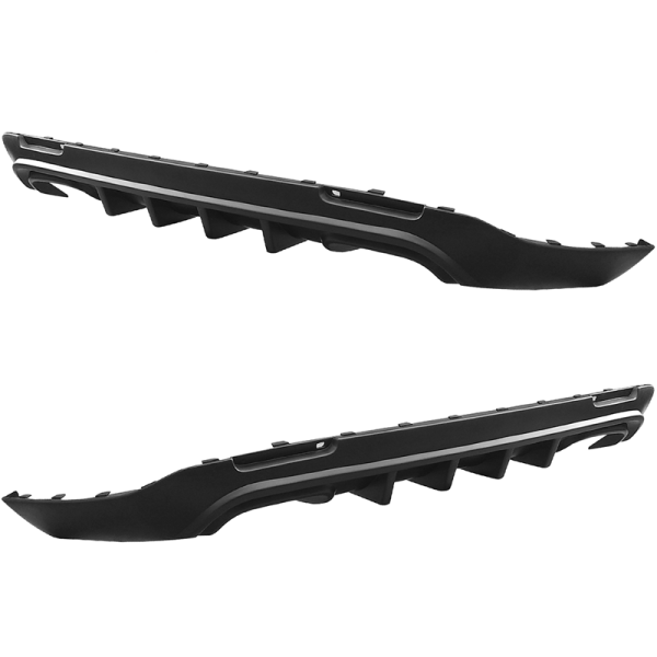 Ikon Fin Diffuser   2015-2020 Dodge Challenger