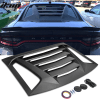 Rear Window Louvers v2 | 2011-2020 Charger