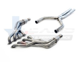 Texas Speed 1-7/8″ Long Tube Headers & 3″ Catted X-Pipe | 2016-2020 Camaro SS & 1LE