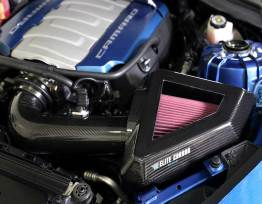 Elite Carbon Series Cold Air Intake | 2016+ Camaro SS | Cold Air Inductions