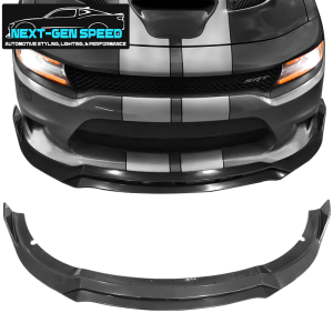 SRT Track Package Splitter Lip | 2015-2021 Dodge Charger
