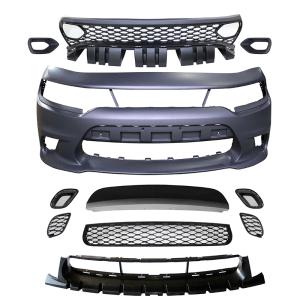 Scat Pack SRT 392 Hellcat Front Bumper Cover Kit – PP | 2015-2020 Dodge Charger