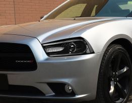 LED Projector Sequential Headlights | 2011-14 Charger