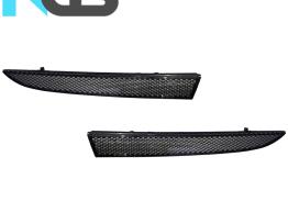Smoked Rear Reflectors | 2016-2020 Chevy Camaro