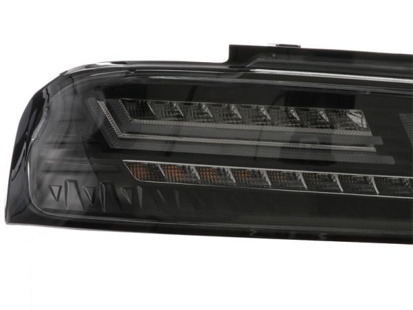 Helix Sequential LED Clear/Smoked Tail Lamps   2016 – 2018 Camaro
