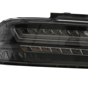 Helix Sequential LED Clear/Smoked Tail Lamps | 2016 – 2018 Camaro