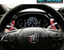 Paddle Shifter Cover Extensions | 2011-15 Chevy Camaro/Buick Regal GS