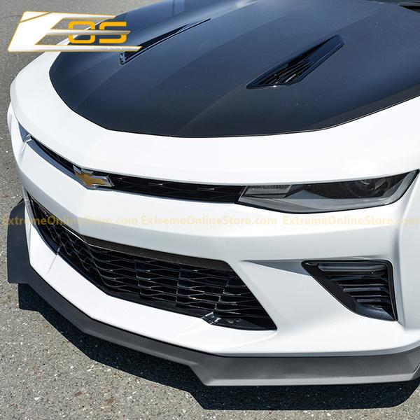 2019 1LE Front Splitter | 2016-2021 Chevy Camaro LT/RS/SS/LT1