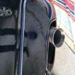 Quad Tip Rear Diffuser | 2014-2015 Camaro