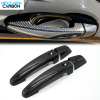 Real Carbon Fiber Door Handle Covers | 2016-2021 Chevy Camaro