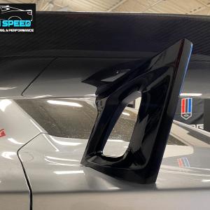 Carbon Fiber ZL1 1LE Wing Spoiler | 2016-2021 Chevy Camaro