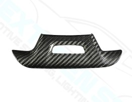 Next-Gen Carbon Fiber Steering Panel Cover | 2016-2020 Camaro