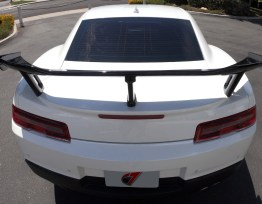C7Carbon 5th Gen ZL1 1LE Wing Spoiler – Gloss Black | 2014-2015 Camaro