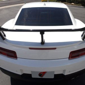 C7Carbon 5th Gen ZL1 1LE Wing Spoiler – Carbon Fiber | 2014-2015 Camaro