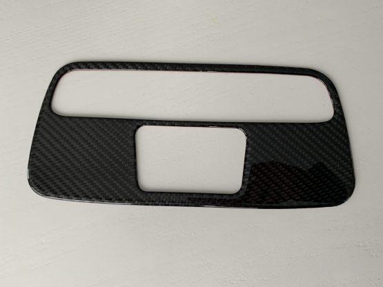 Next-Gen Carbon Fiber Upper Console/Light Cover | 2016-2020 Camaro