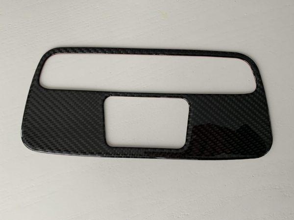 Real Carbon Fiber Upper Console/Light Cover | 2016-2018 Camaro