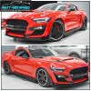 GT500 Front Bumper Conversion Kit | 2015-2021 Ford Mustang