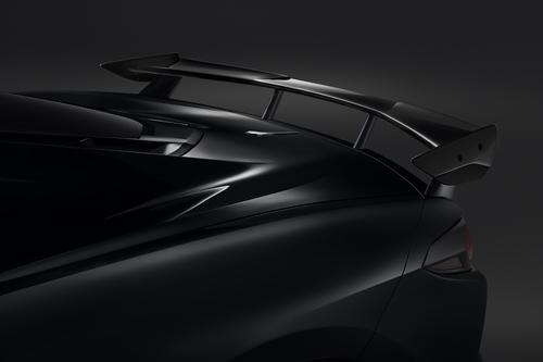 High Wing Spoiler (Gloss Black)   2020+ Chevy Corvette C8 (84183461)
