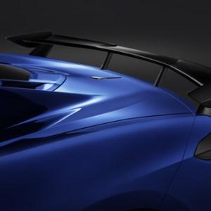 High Wing Spoiler (Carbon Flash Metallic) | 2020+ Chevy Corvette C8 (84505147)